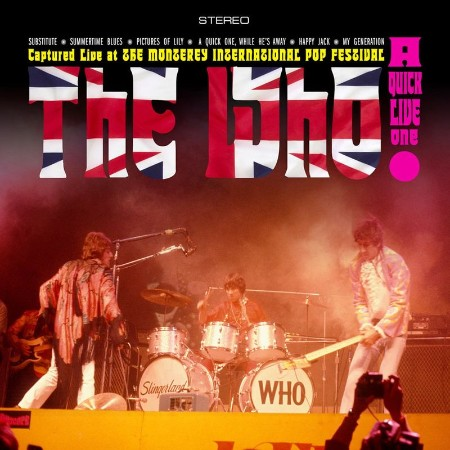 The Who - Live at the Monterey International Pop Festival (2021)
