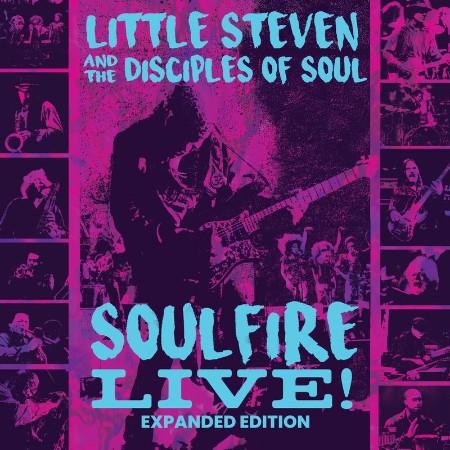 Little Steven - Soulfire Live! (Expanded Edition) (2021)