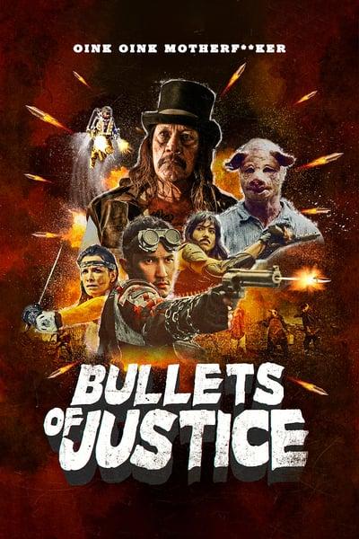 Bullets of Justice 2019 720p BRRip XviD AC3-XVID