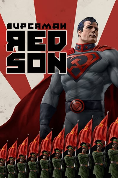 Superman Red Son 2020 UHD BluRay 2160p HDR DTS-HD MA 5 1 HEVC-DDR