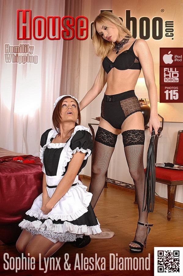 HouseOfTaboo/DDFProd: Sophie Lynx, Aleska Diamond - The Sting Of Discipline [FullHD 1080p] (1.25 GB)