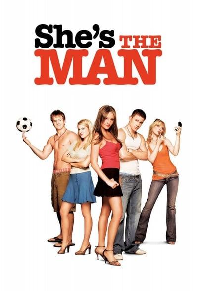 Shes the Man 2006 1080p BluRay x265-RARBG