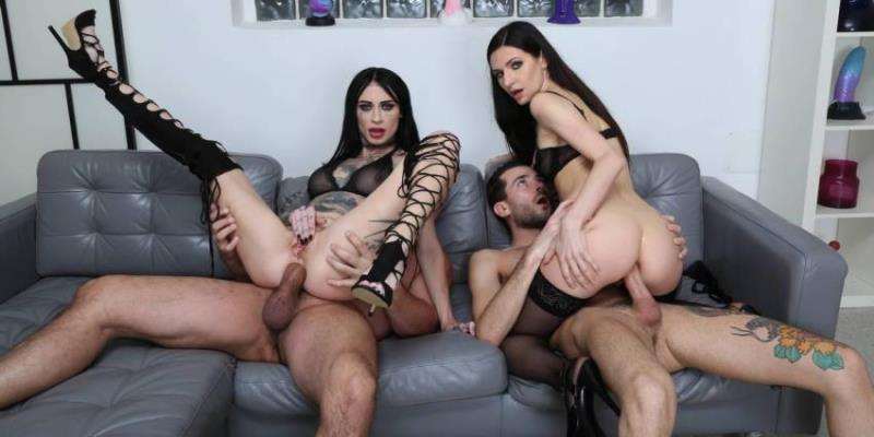 LegalPorno.com/AnalVids.com: Lina Arian, Sasha Beart - Squirt and Roses, 2on2 with Lina Arian and Sasha Beart, DAP, Gapes, Buttrose, Creampie, Squirting and Swallow GIO1742 [HD 720p] (1.72 Gb)