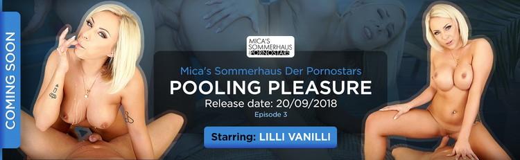 RealityLovers: Lilli Vanilli - Micas Ep. 3-Pooling Pleasure [UltraHD 2K 1920p] (4.55 GB)