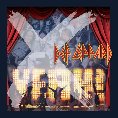 Def Leppard - X, Yeah! & Songs From The Sparkle Lounge Rarities From The Vault (20...