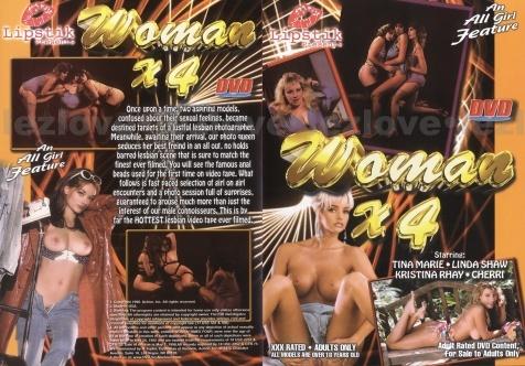 Women times 4 [VHSRip 376p 407.82 Mb]