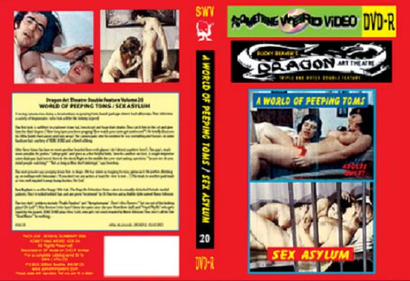 Sex Asylum [VHSRip 480p 699.42 Mb]