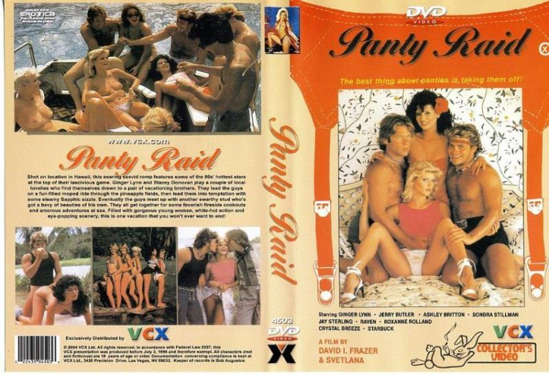 Panty Raid [DVDRip 464p 1.45 Gb]