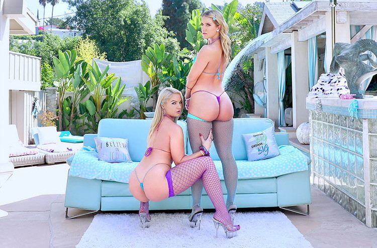 AllAnal: Candice Dare, Lisey Sweet - Lisey And Candice Are Bubble Butt Bombshells [HD 720p] (684 MB)