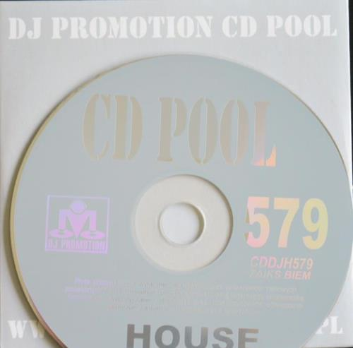 DJ Promotion CD Pool House Mixes 579 (2021)