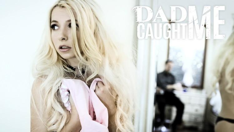 PureTaboo: Kenzie Reeves - Dad Caught Me [HD 720p] (762 MB)