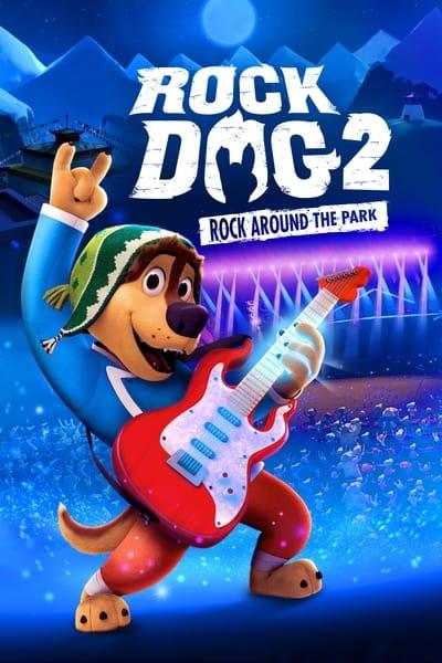 Rock Dog 2 Rock Around The Park 2021 720p BluRay 800MB x264-GalaxyRG
