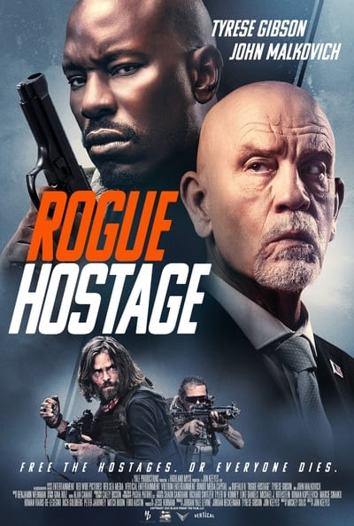 Rogue Hostage 2021 HDRip XviD AC3-EVO
