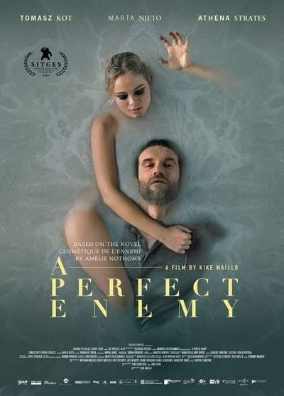 A Perfect Enemy 2021 720p WEBRip 800MB x264-GalaxyRG