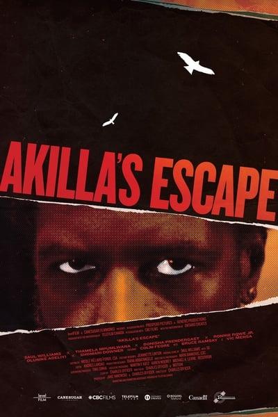 Akillas Escape 2021 HDRip XviD AC3-EVO