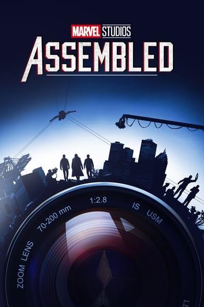 Marvel Studios Assembled S01E01 The Making of WandaVision 1080p HEVC x265-MeGusta