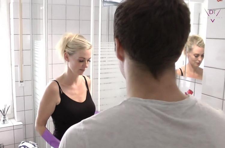 Dirty - Tina/nassetina6 - Die Putz Schlampe Wenigstens ficken kann sie [FullHD 1080p]