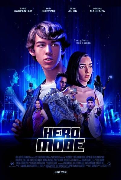 Hero Mode 2021 HDRip XviD AC3-EVO
