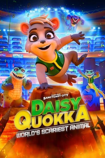Daisy Quokka Worlds Scariest Animal 2020 720p BRRip XviD AC3-XVID