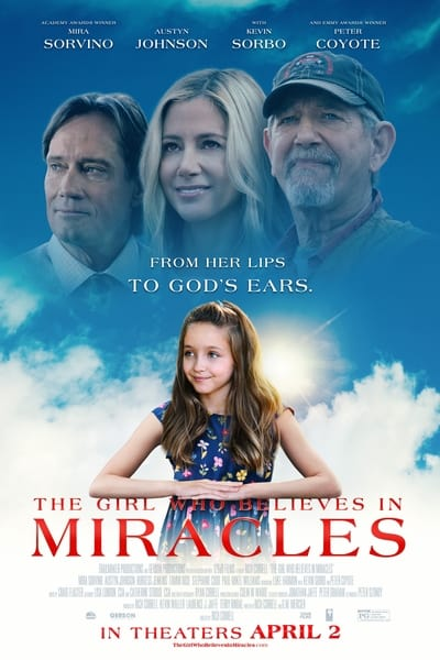 The Girl Who Believes in Miracles 2021 1080p WEBRip x264-RARBG