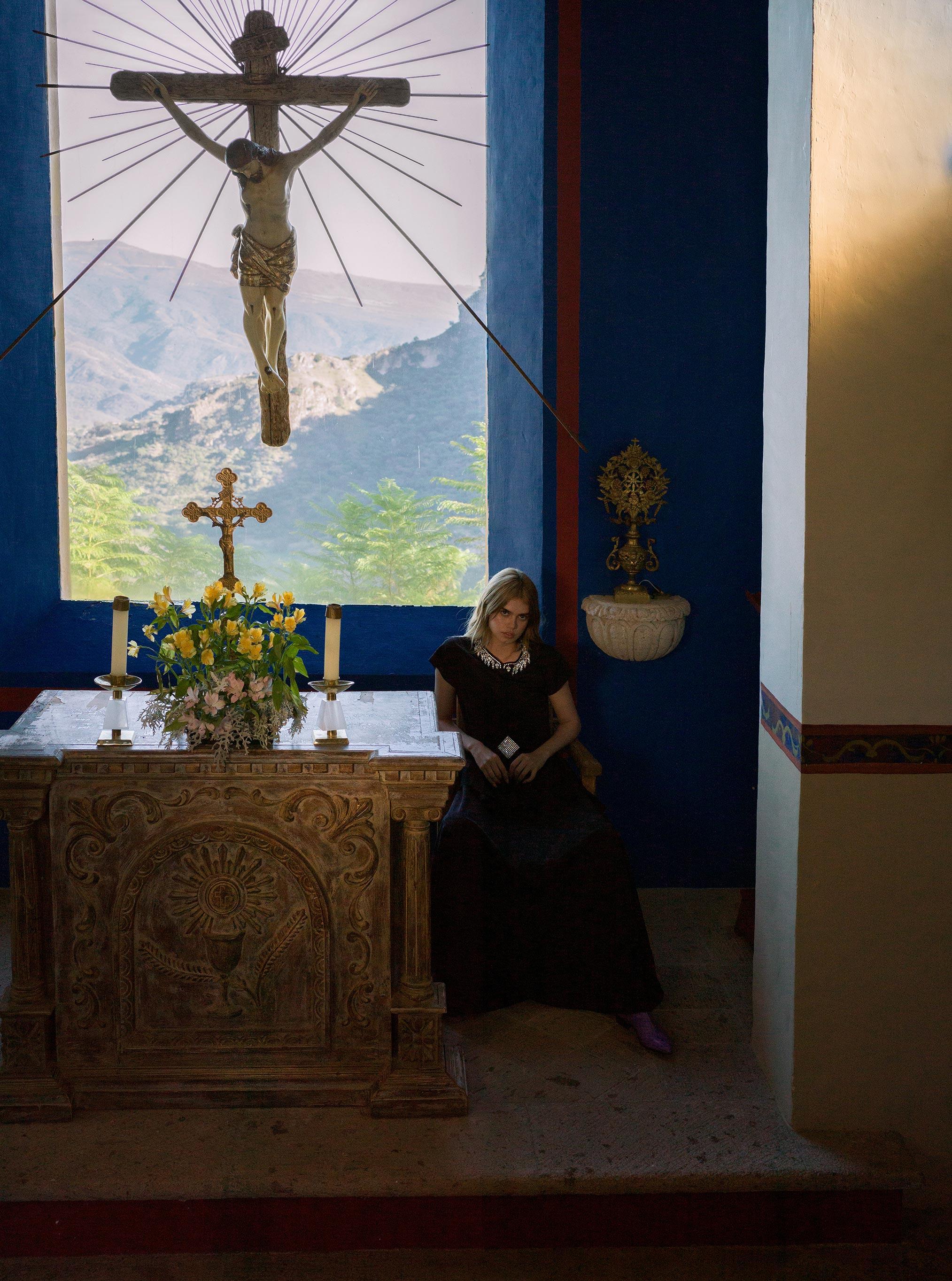 Паола Мендес - съемка в штате Халиско, Мексика / фото 03