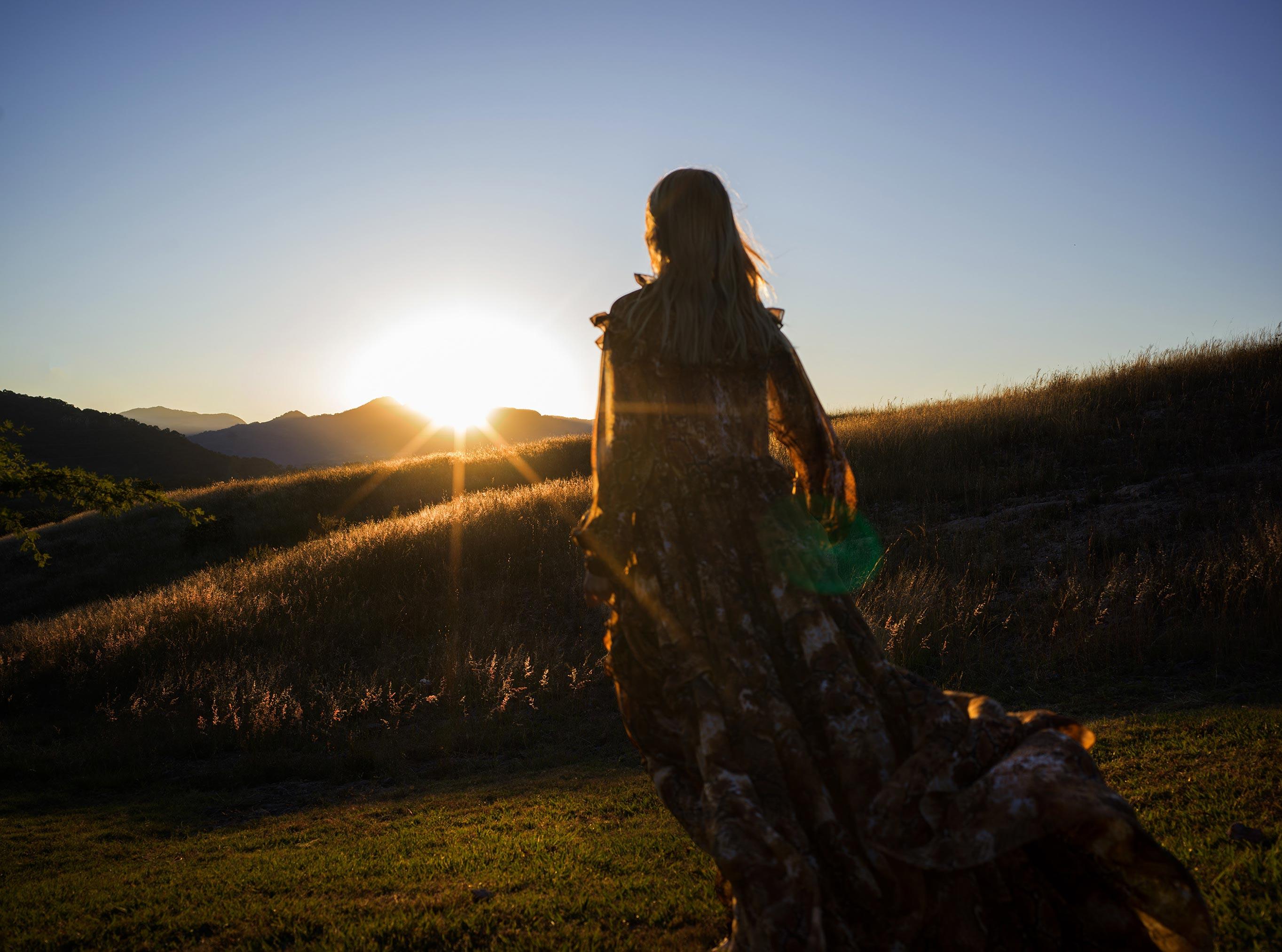 Паола Мендес - съемка в штате Халиско, Мексика / фото 07