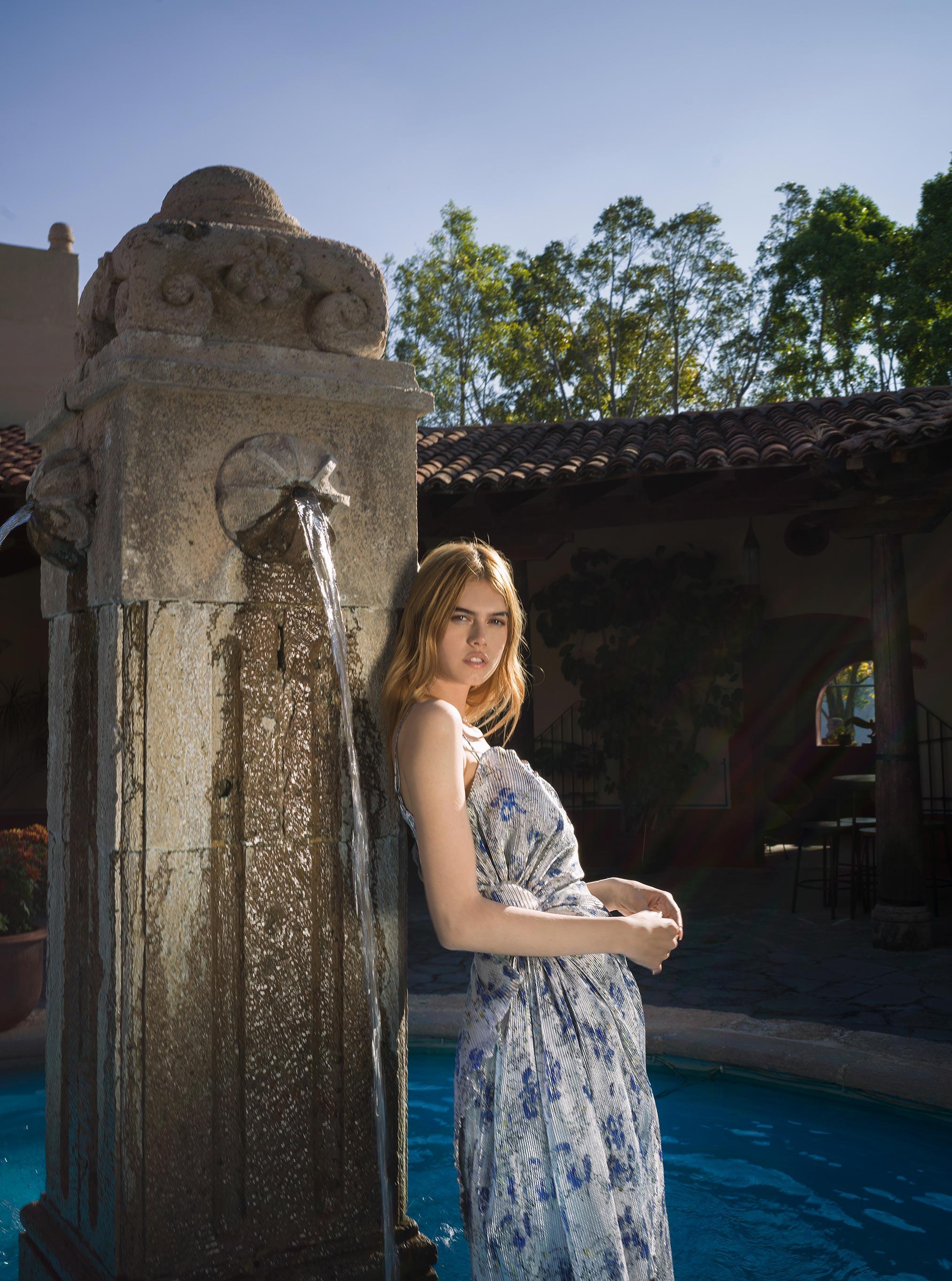 Паола Мендес - съемка в штате Халиско, Мексика / фото 08