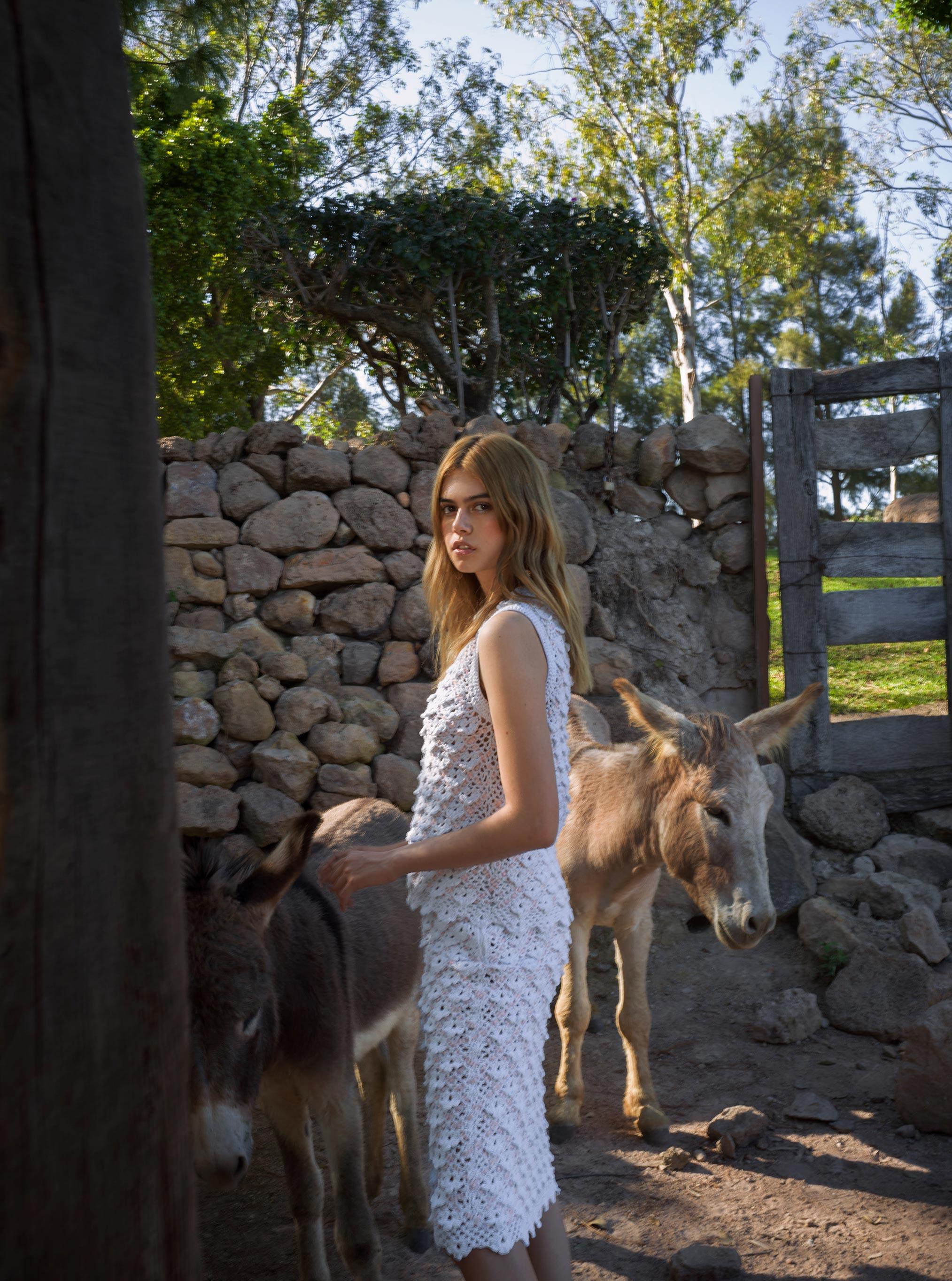 Паола Мендес - съемка в штате Халиско, Мексика / фото 10