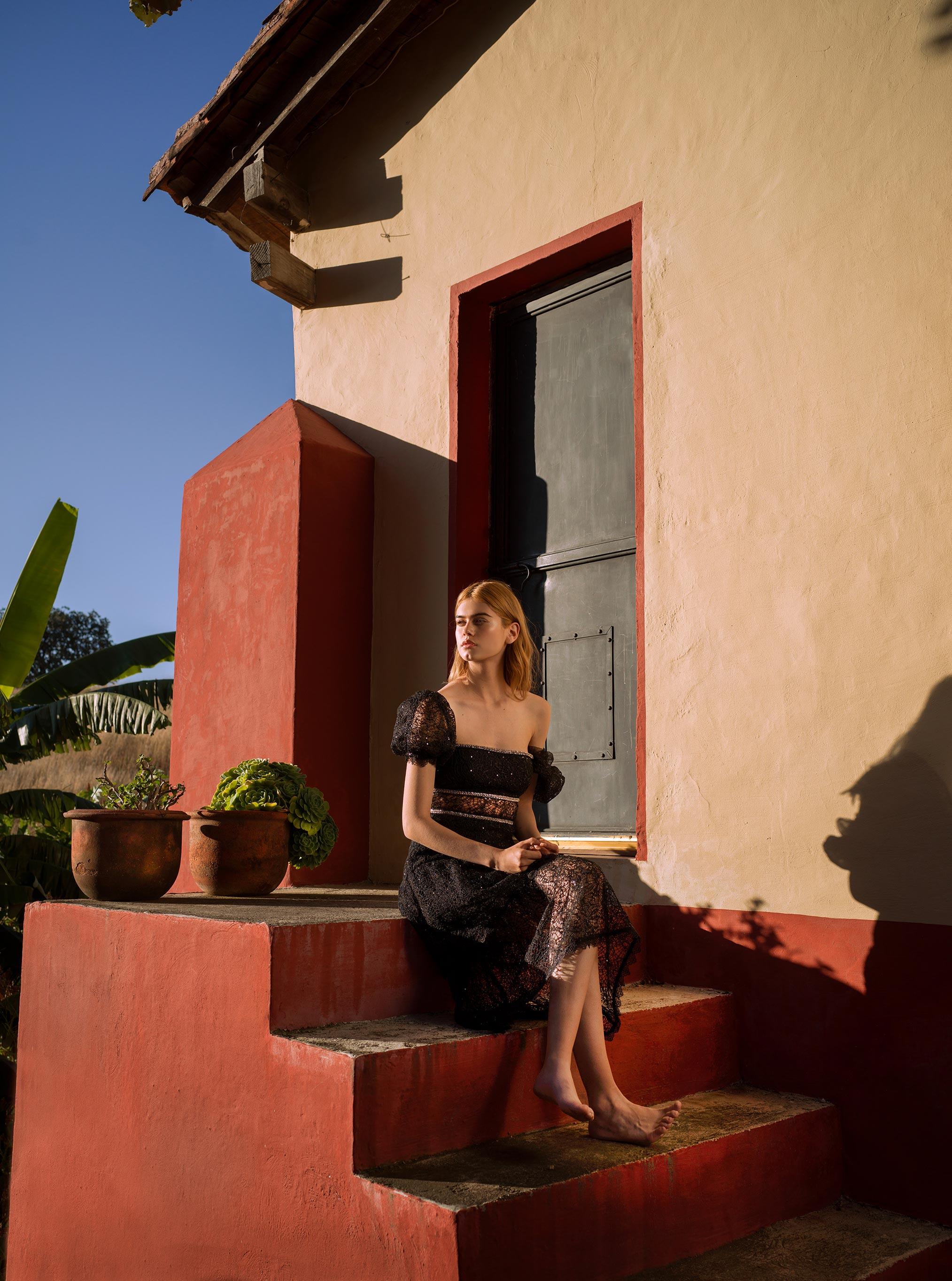Паола Мендес - съемка в штате Халиско, Мексика / фото 11
