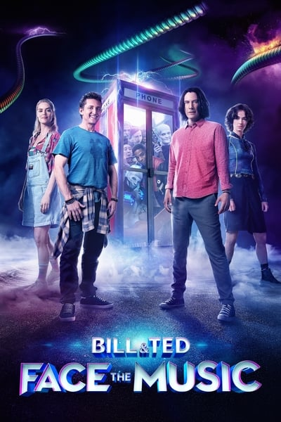 Bill and Ted Face The Music 2020 2160p SDR WEB-Rip DDP5 1 HEVC-DDR