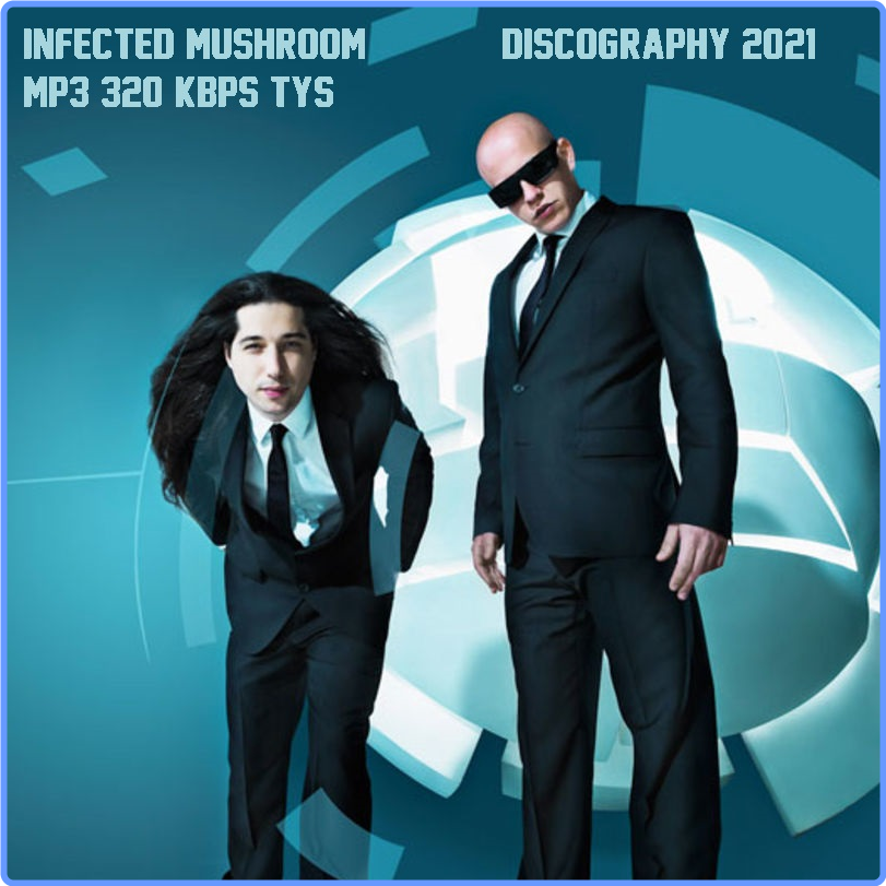 Infected Mushroom - Discography (2021) mp3 320 Kbps