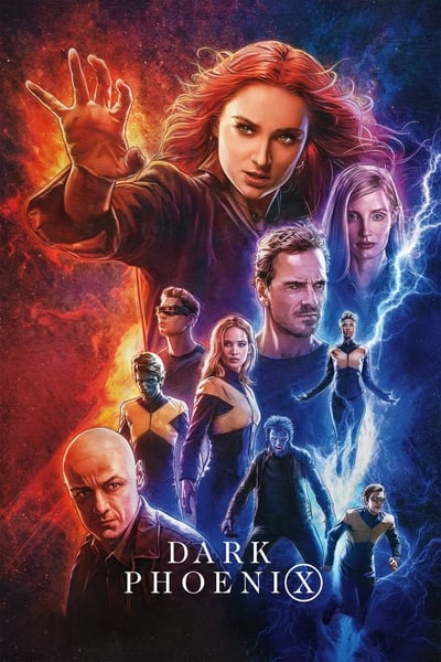 X-Men Dark Phoenix 2019 MULTi UHD BluRay 2160p TrueHD Atmos 7 1 HEVC-DDR