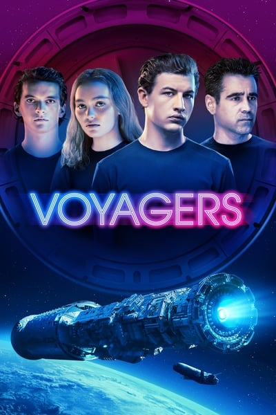 Voyagers 2021 720p BluRay x264 DTS-FGT
