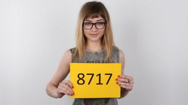 Evzenie - 8717 (2021 CzechCasting.com CzechAV.com) [HD   720p  515.74 Mb]