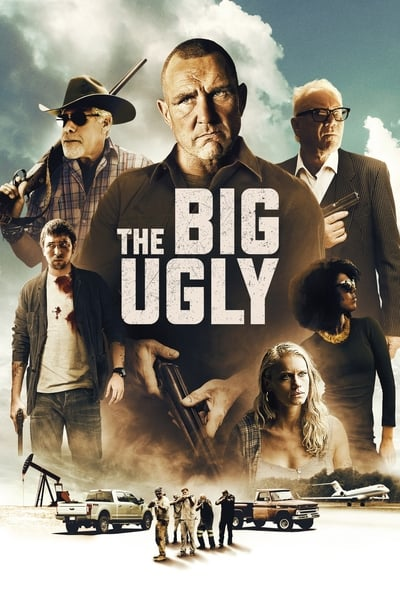 The Big Ugly 2020 2160p BluRay REMUX HEVC DTS-HD MA 5 1-FGT