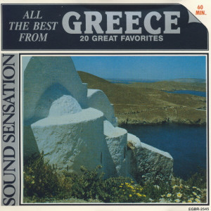All The Best From Greece - 20 Favorites [1956] {HappyDayz}