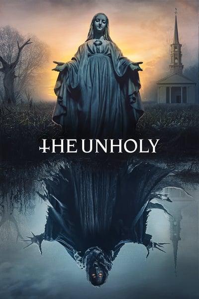 The Unholy 2021 1080p BluRay 1400MB DD5 1 x264-GalaxyRG