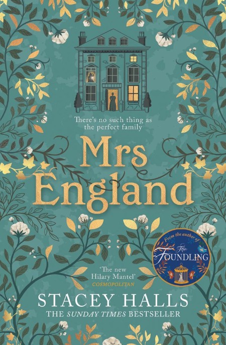 Mrs England by Stacey Halls