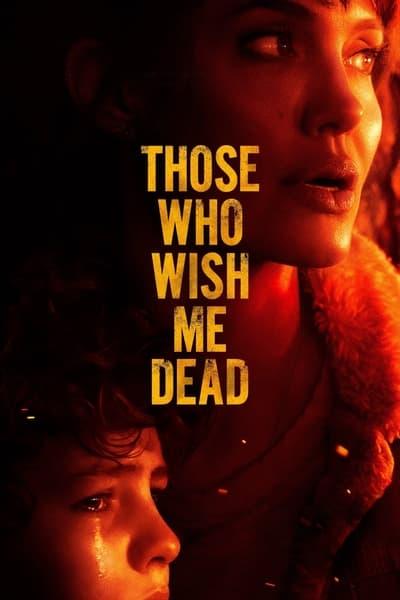 Those Who Wish Me Dead (2021) 1080p WEBRip x264 English AC3 5 1 - MeGUiL