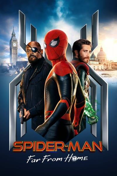 Spider-Man Far From Home 2019 UHD 2160p WEB-Rip  HDR DDP 5 1-DDR