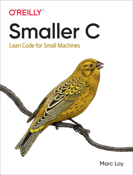Smaller C - Lean Code for Small Machines
