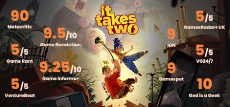 It Takes Two [Chovka Repack]