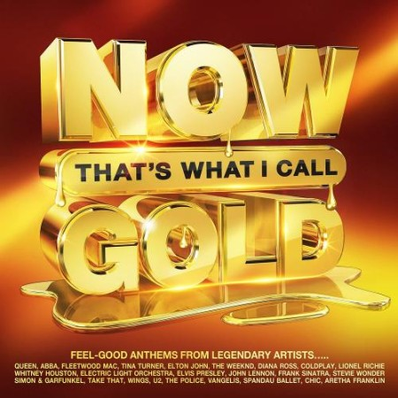 VA - NOW That's What I Call Gold (4CD) (2021)