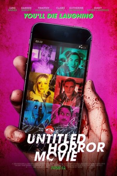 Untitled Horror Movie 2021 720p WEBRip 800MB x264-GalaxyRG