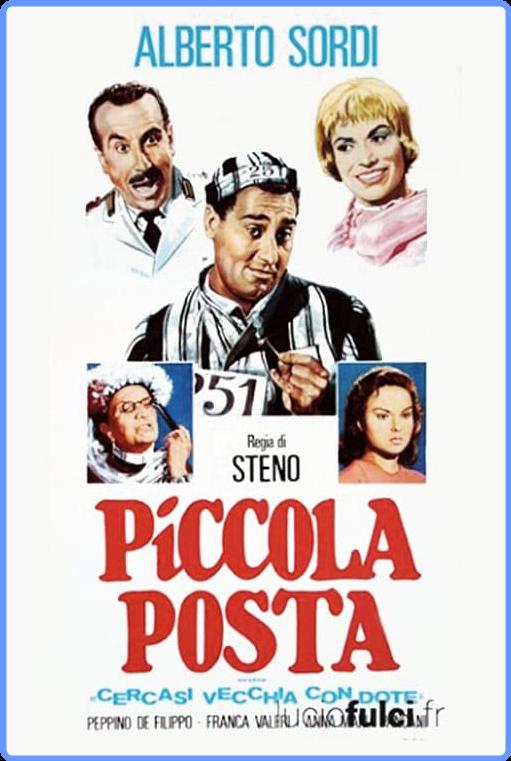 Piccola Posta (1955) avi WEBRip XviD MP3 ITA