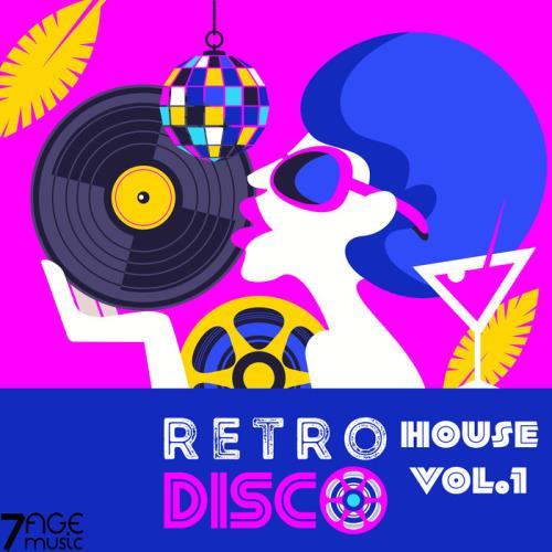Retro Disco House, Vol. 1 (2021)