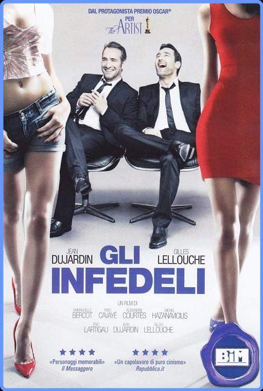 Gli Infedeli (2012) mkv HD m720p BRRip x264 AC3 ITA/FRE Sub ITA/FRE