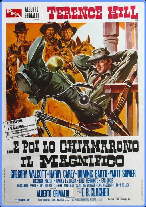 E Poi Lo Chiamarono Il Magnifico (1972) mkv HD m720p BDRip x264 AC3 ITA/ENG Sub ITA/ENG