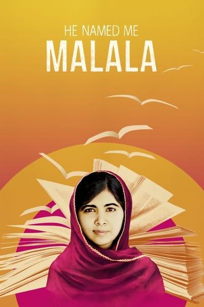 He Named Me Malala 2015 1080p WEBRip x265-RARBG