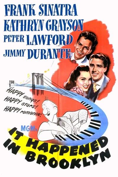 It Happened in Brooklyn 1947 1080p WEBRip x265-RARBG